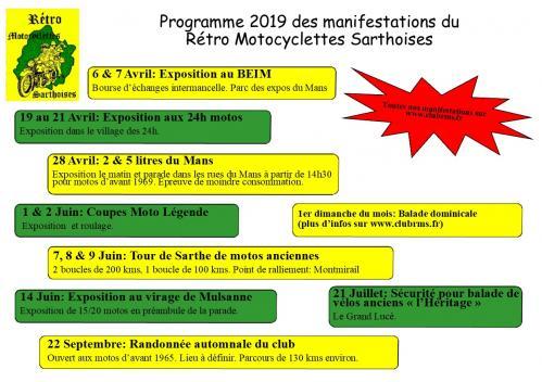 Rmsmanifestations 2019